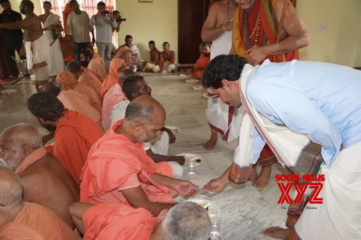 YSRCP President YS Jagan Mohan Reddy's Ghar Wapsi Event Stills?