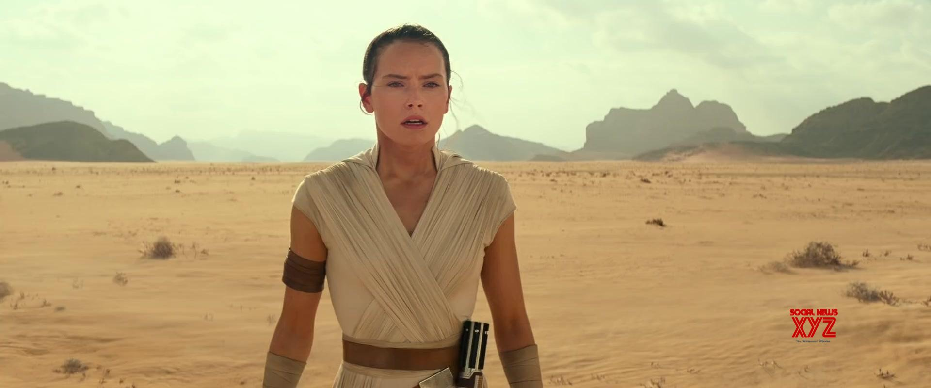 Star Wars: Episode IX Movie Teaser Stills