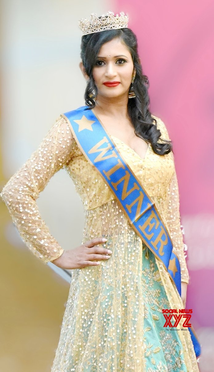 Indian Jo Sharma Won The Miss USA International Beauty Talent