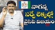YS Jagan is Winning AP Elections 2019 as per Naganna Survey (Video)