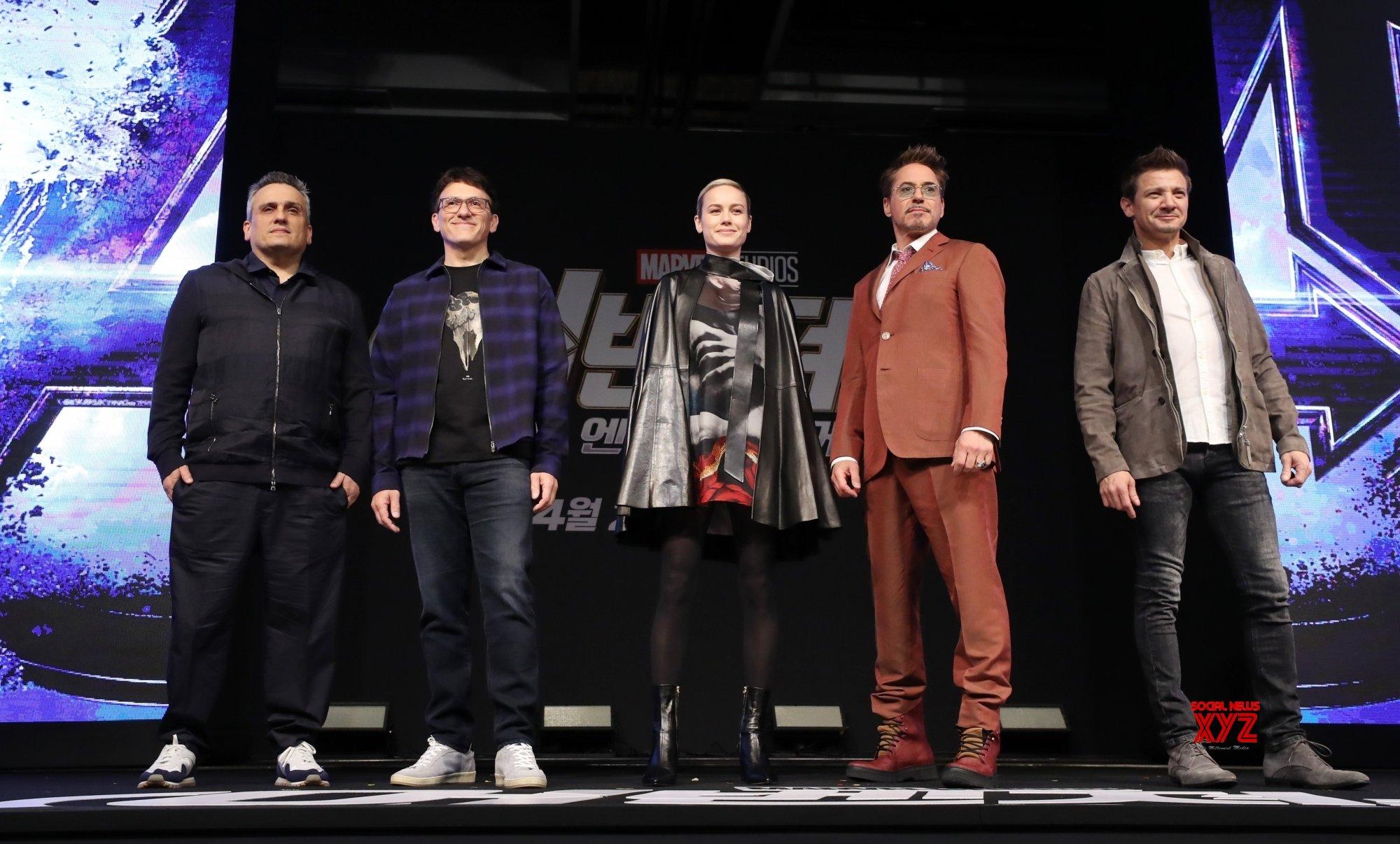 """Seoul: """"Avengers: Endgame"""" - promotion #Gallery"""