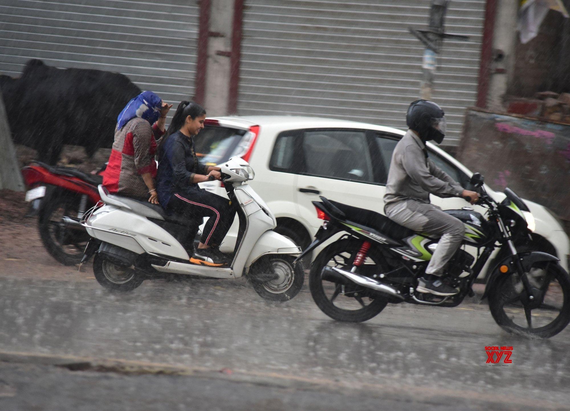 Bikaner: Rains #Gallery