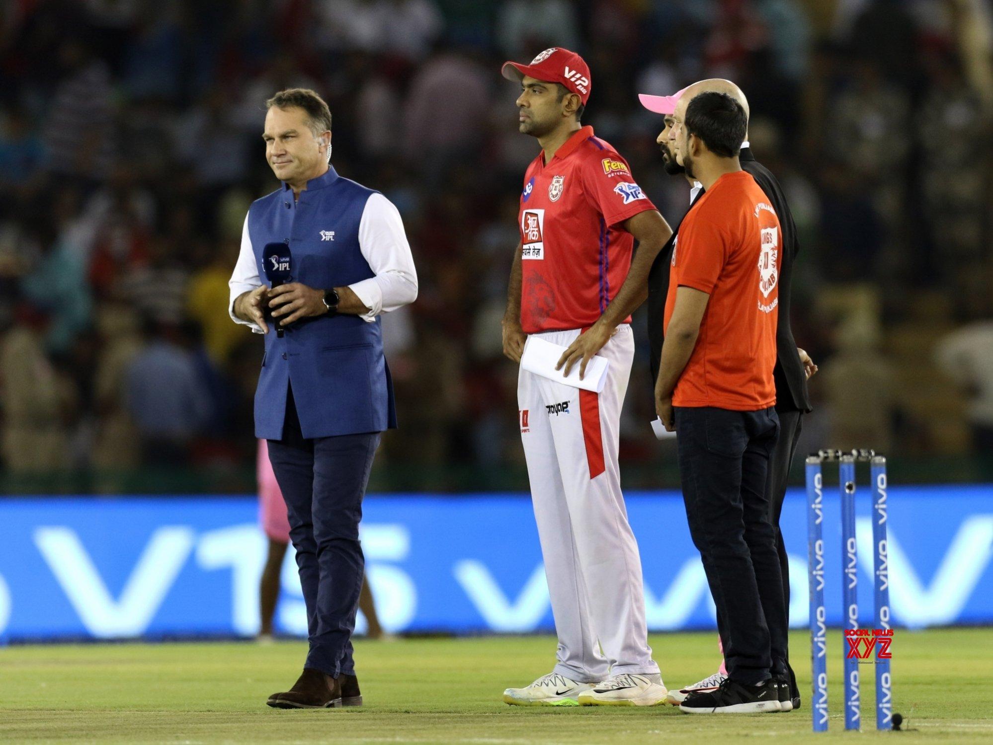 Mohali: IPL 2019 - Match 32 - Kings XI Punjab Vs Rajasthan Royals (Batch - 1) #Gallery