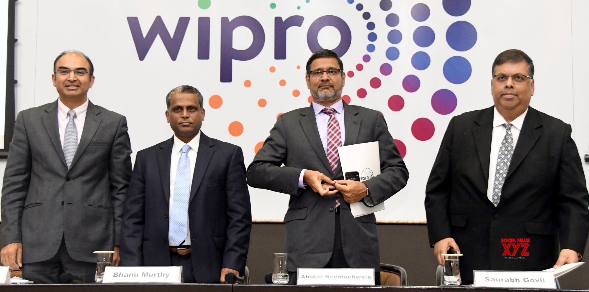 Wipro net grows 12.4% for fiscal 2018-19