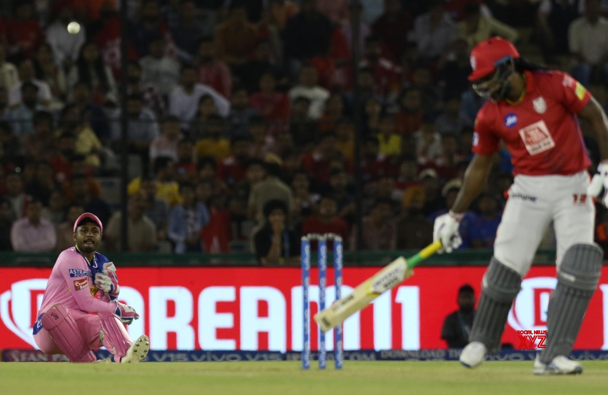 Mohali: IPL 2019 - Match 32 - Kings XI Punjab Vs Rajasthan Royals (Batch - 7) #Gallery