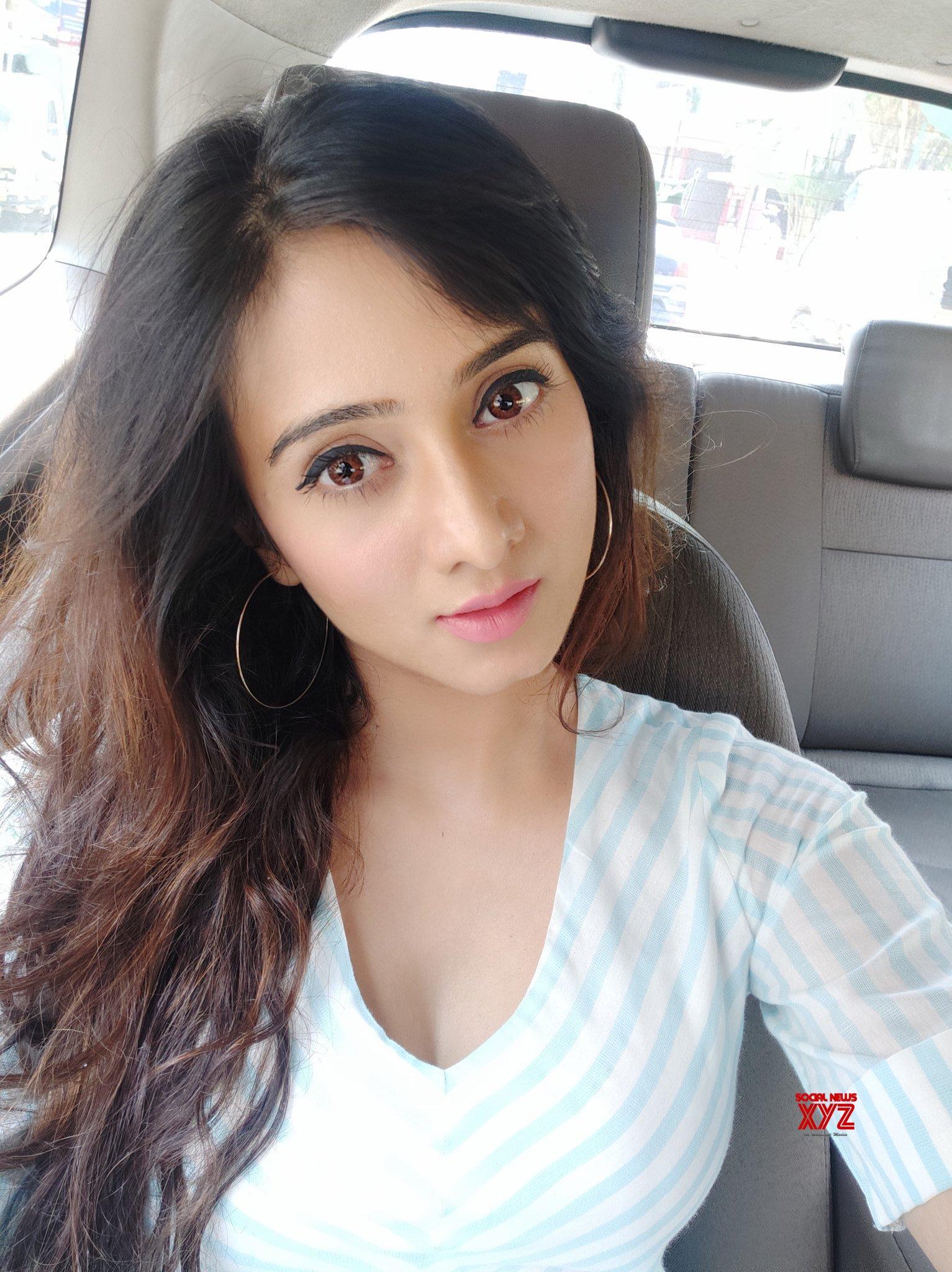 Actress Harshika Poonacha New Stills