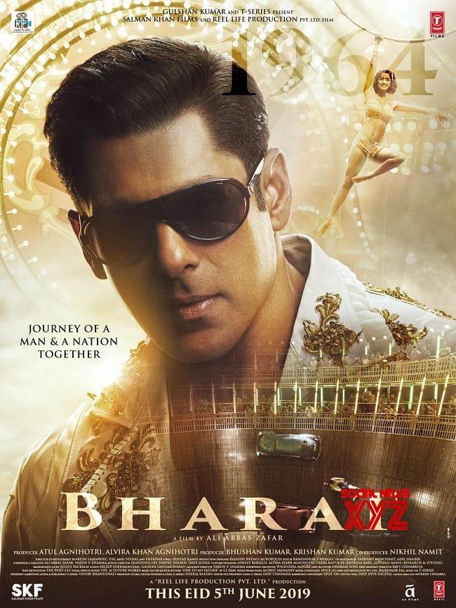 Salman Khan's Bharat Movie Latest Poster
