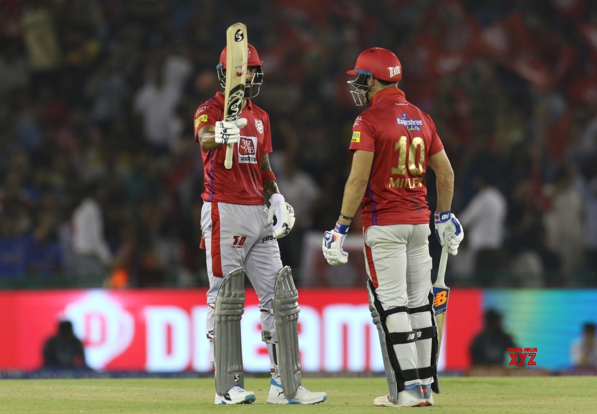 Mohali: IPL 2019 - Match 32 - Kings XI Punjab Vs Rajasthan Royals (Batch - 14) #Gallery