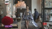 Ines di Santo's fairytale bridal collection  (Video)