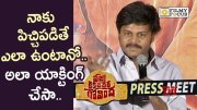Sapthagiri Shocking Speech @Vajra Kavacha Dhara Govinda Movie Press Meet - Filmyfocus.com (Video)
