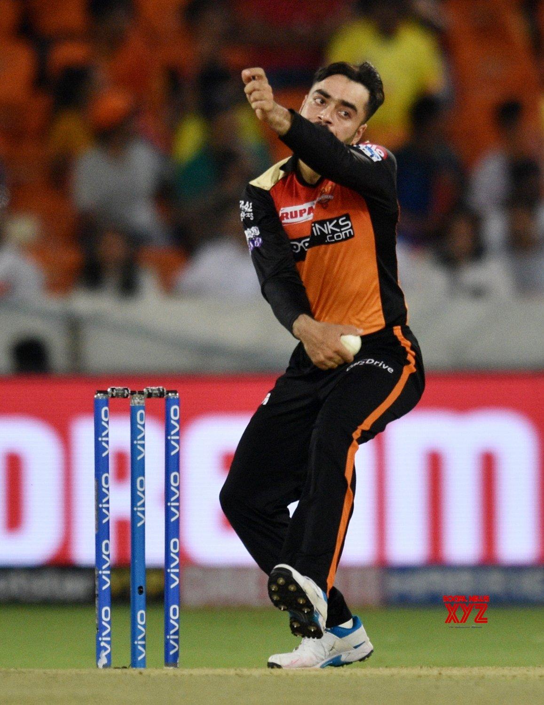 Hyderabad: IPL 2019 - Match 33 - Sunrisers Hyderabad Vs Chennai Super Kings (Batch - 17) #Gallery
