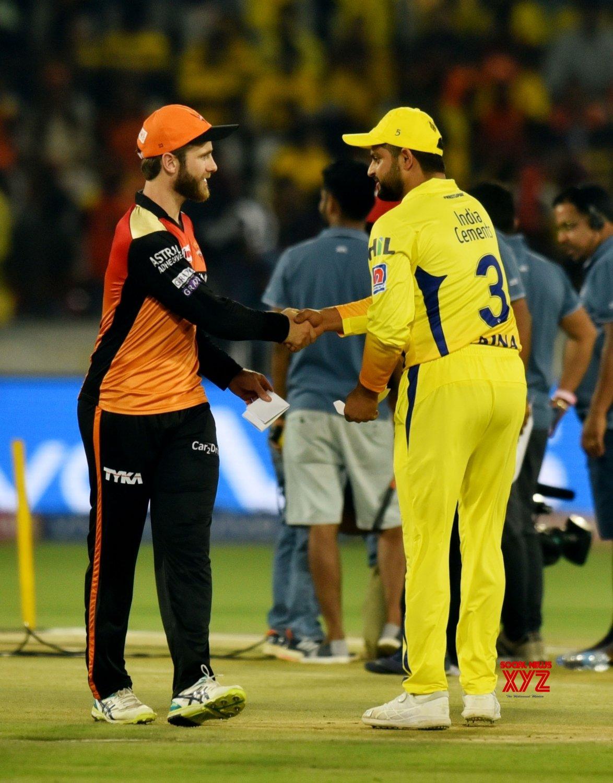 Hyderabad: IPL 2019 - Match 33 - Sunrisers Hyderabad Vs Chennai Super Kings (Batch - 1) #Gallery