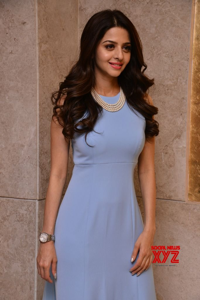 Actress Vedhika Stills From Kanchana 3 Movie Pre Release Event