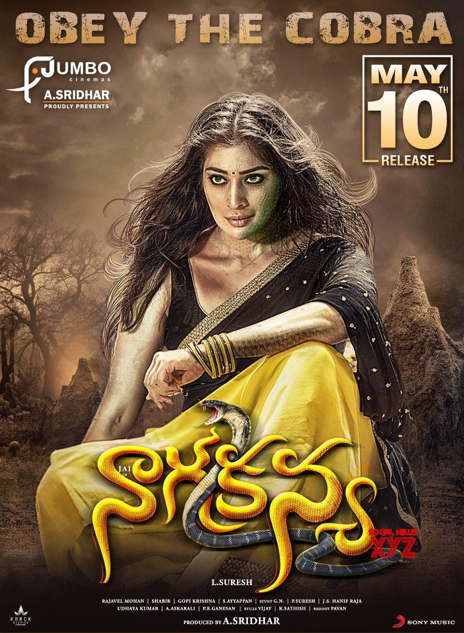 Naga Kanya Movie Releasing On May 10th Poster