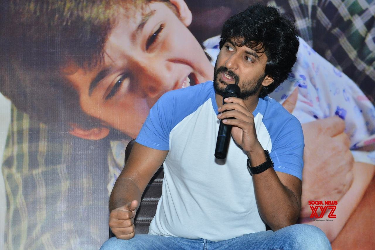 Nani Stills From JERSEY Movie Interview