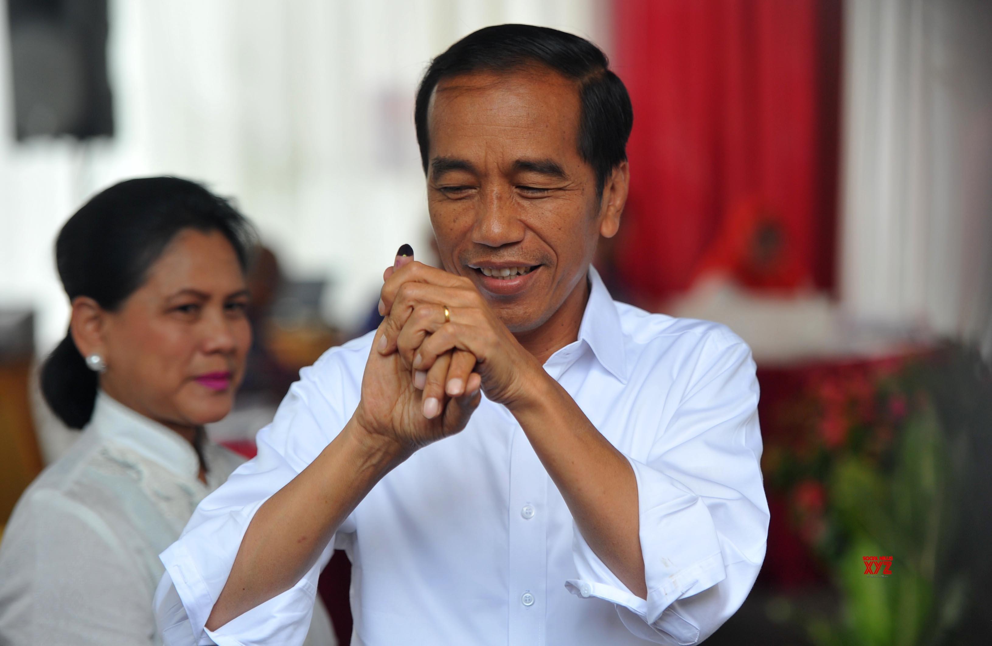 INDONESIA - JAKARTA - ELECTION - VOTE #Gallery