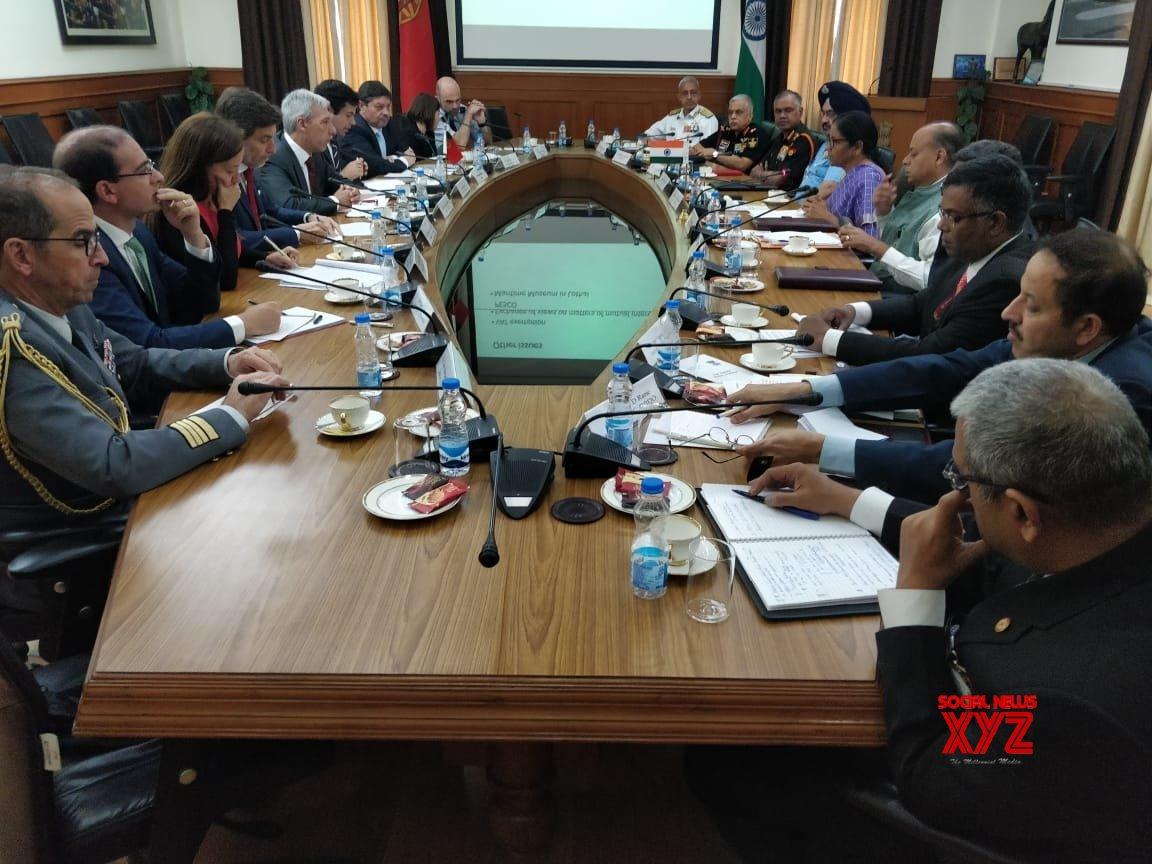 New Delhi: India - Portugal bilateral meeting #Gallery