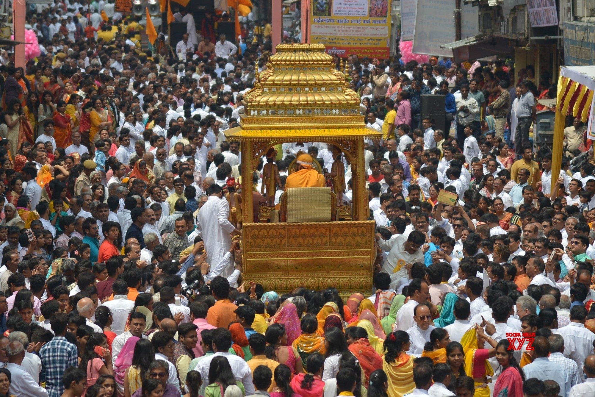Ajmer: Mahavir Jayanti celebrations #Gallery
