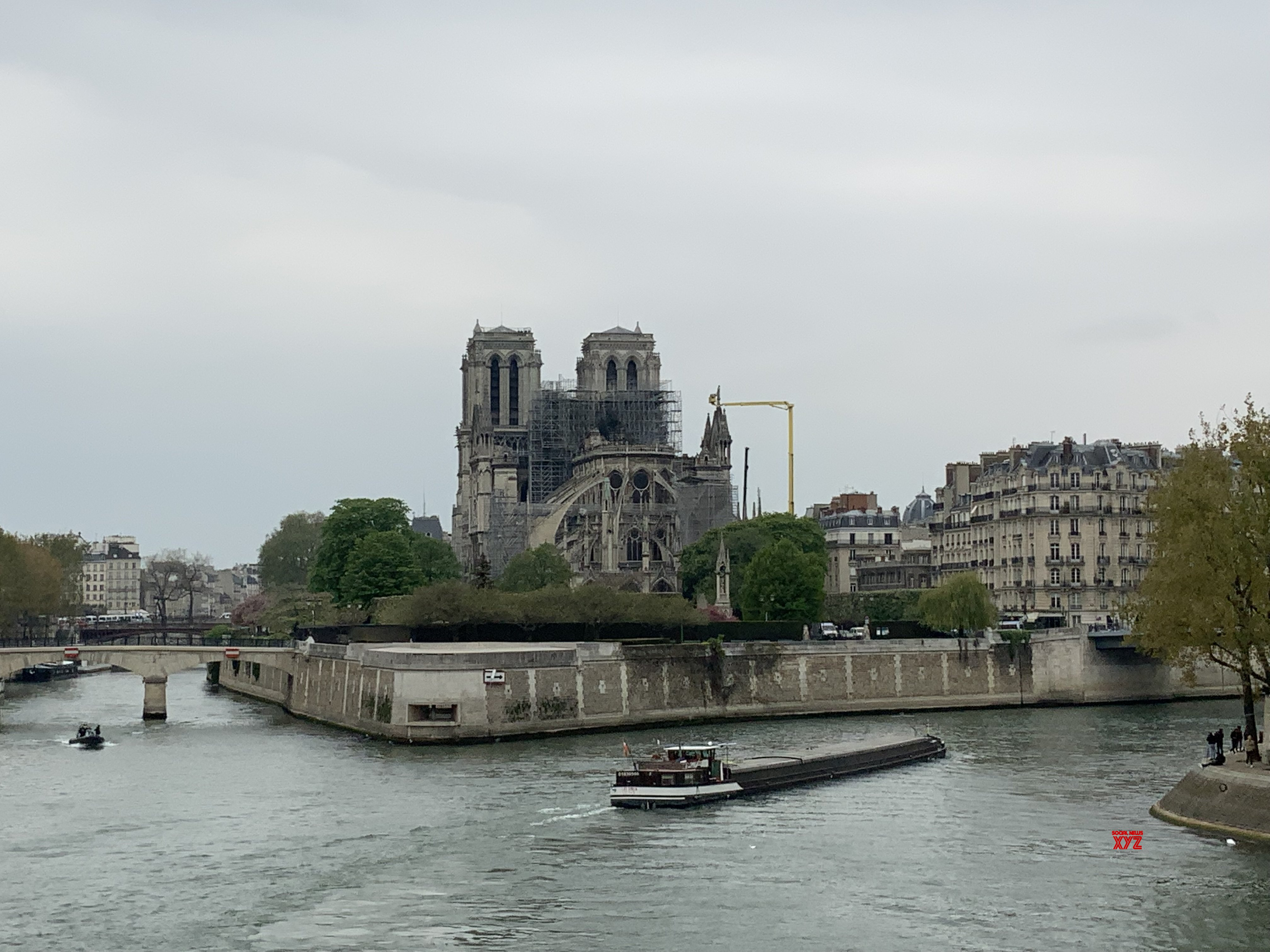 FRANCE - PARIS - NOTRE DAME CATHEDRAL #Gallery