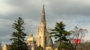Univ. of Notre Dame donates to Paris cathedral  (Video)