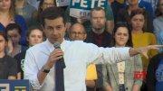 1,600 attend Buttigieg rally in Iowa  (Video)