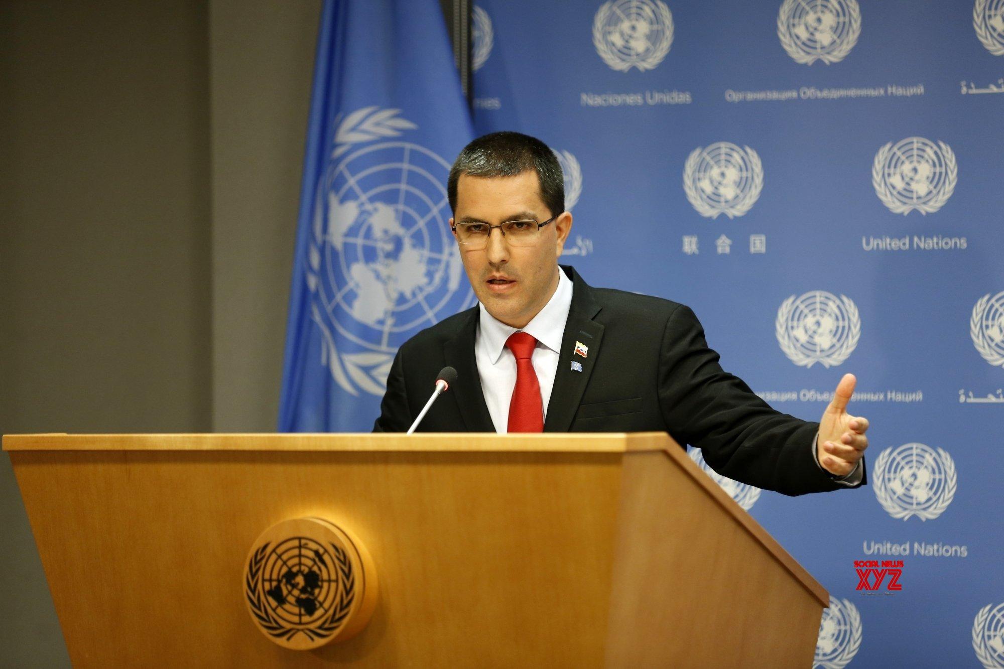 Venezuela Foreign Minister ready to resume talks
