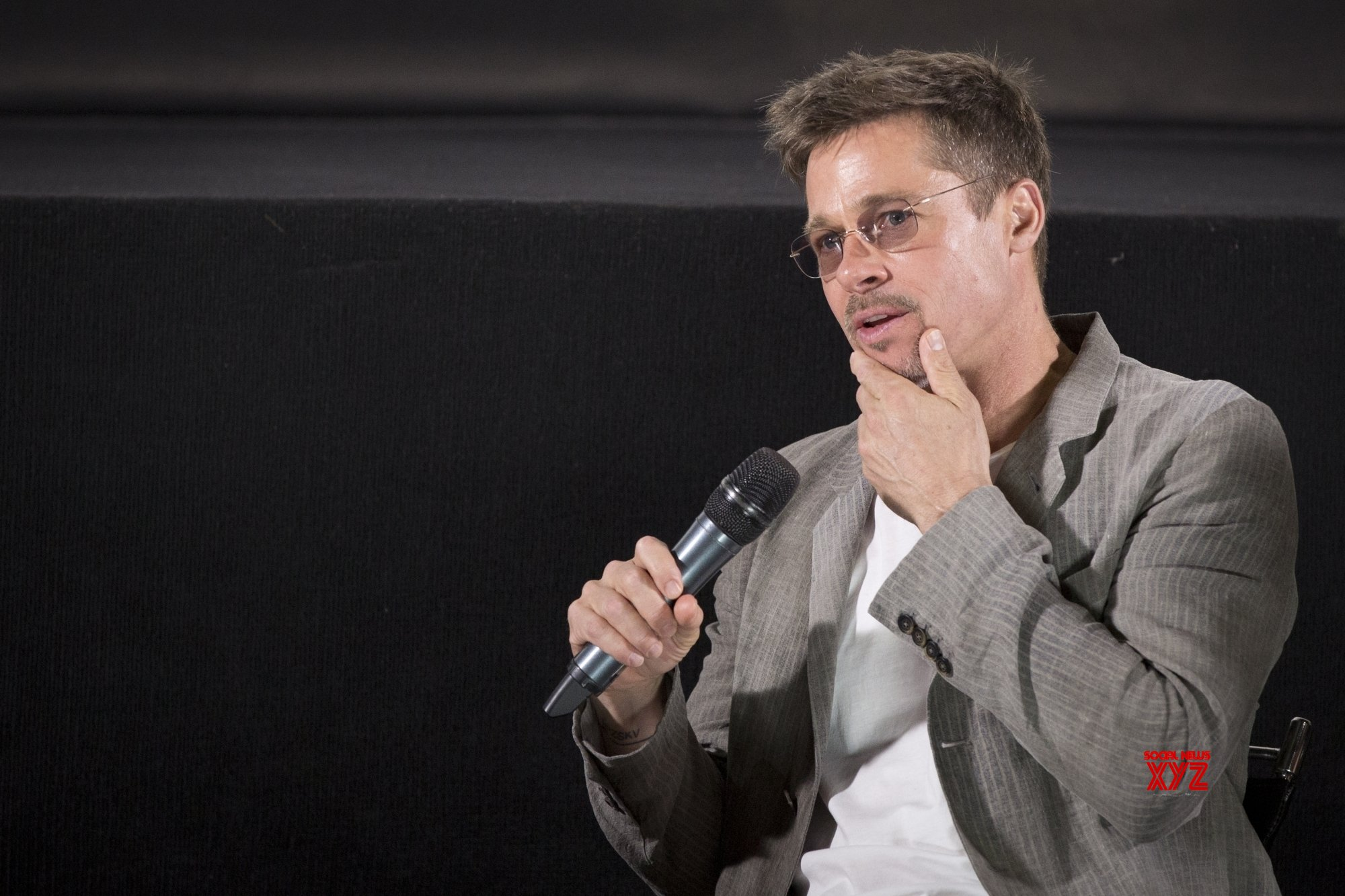 Brad Pitt grown more emotional despite never crying in 20 yrs