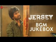 Jersey - BGM | Audio Jukebox | Nani & Shraddha Srinath | Anirudh Ravichander (Video)