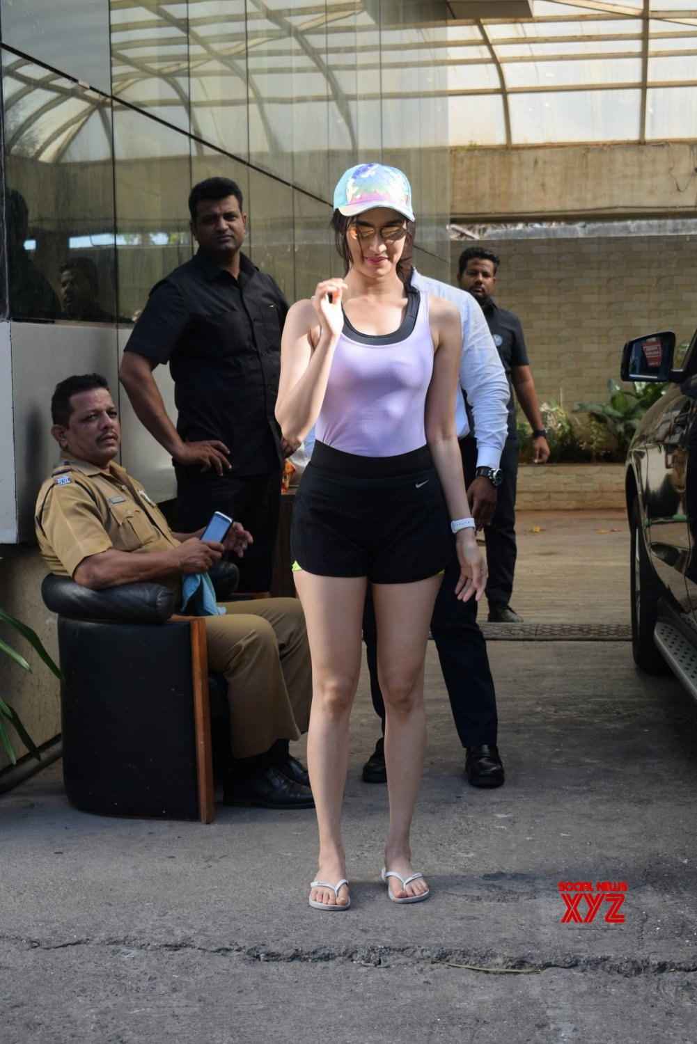 Mumbai: Shraddha Kapoor seen at Andheri #Gallery