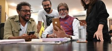 """Mumbai: Actor Amitabh Bachchan,Ayushmann Khurrana will come together on the big screen for the first time for filmmaker Shoojit Sircar's upcoming film """"Gulabo Sitabo (Photo: IANS)"""