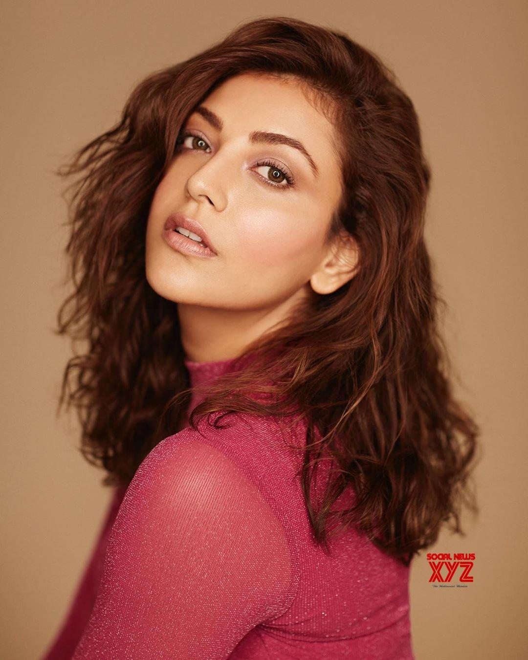 Actress Kajal Aggarwal Ethereal Beauty Stills