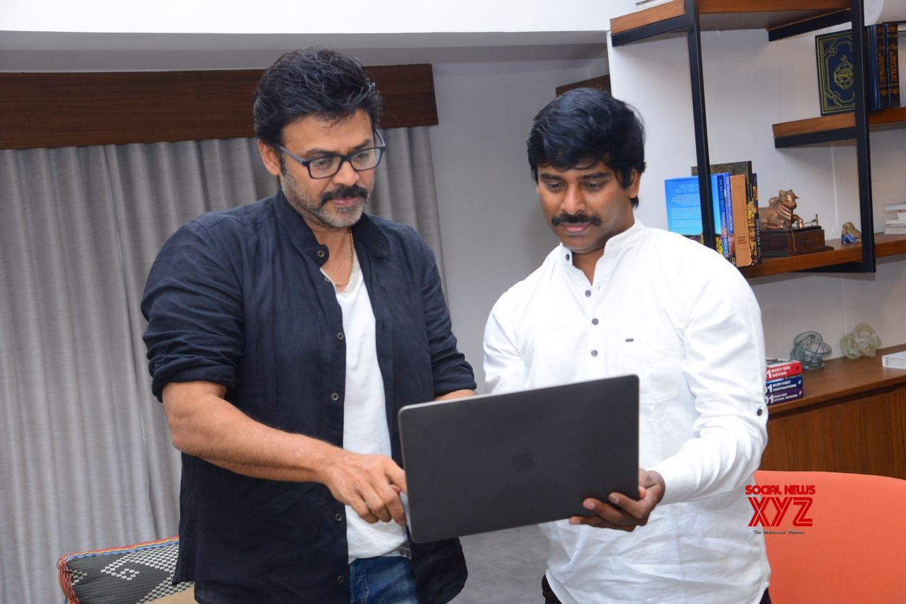 Anjali's Lisaa Movie Trailer Launch By Victory Venkatesh - Gallery