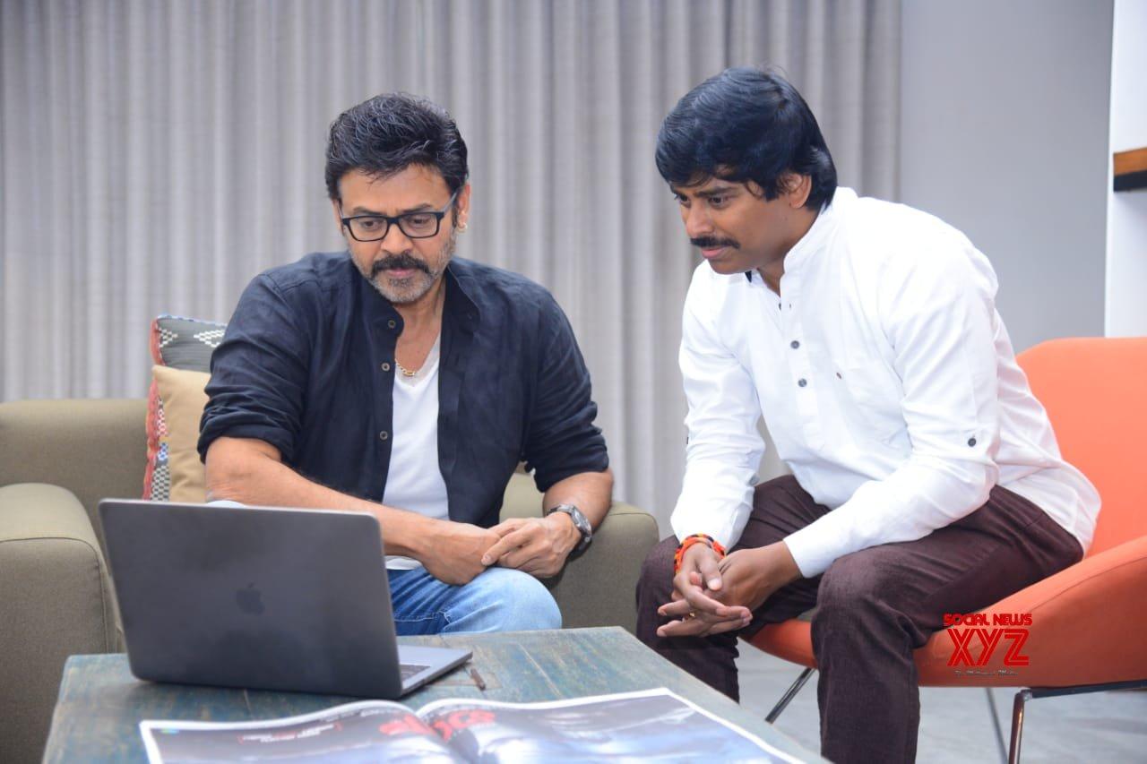 Venkatesh Launches Anjali's Lisaa Telugu Trailer