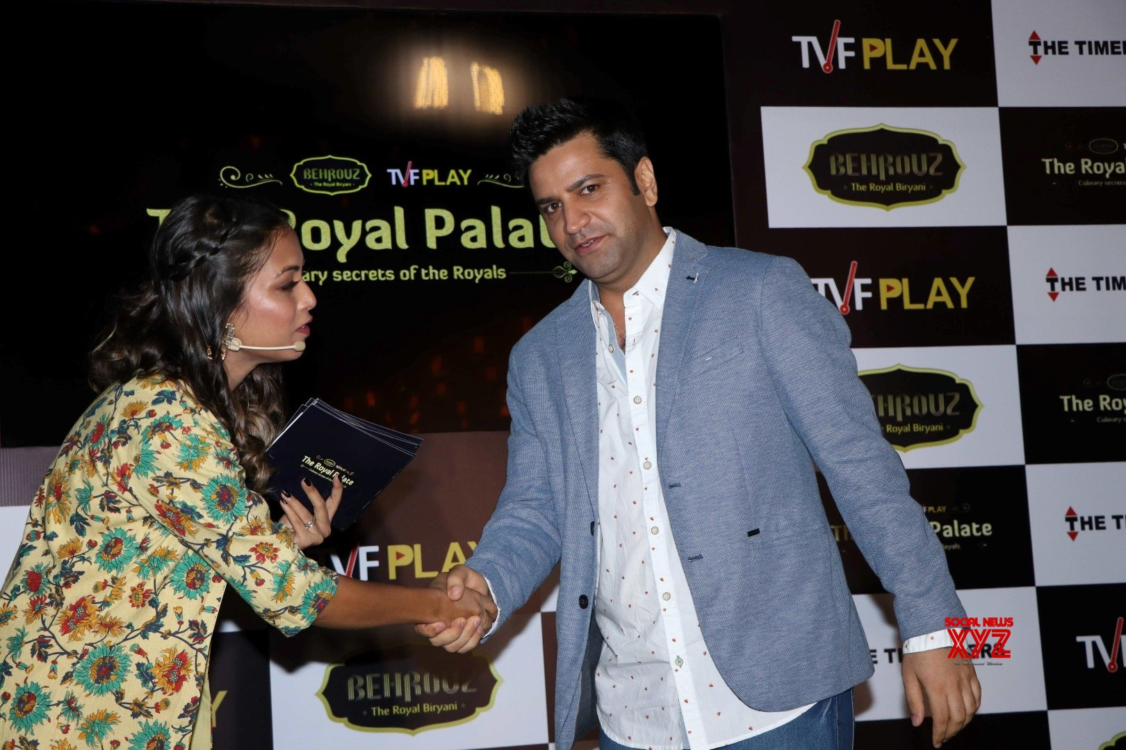 Mumbai: Show launch - The Royal Palate: culinary secrets of the royals - Chef Kunal Kapur #Gallery