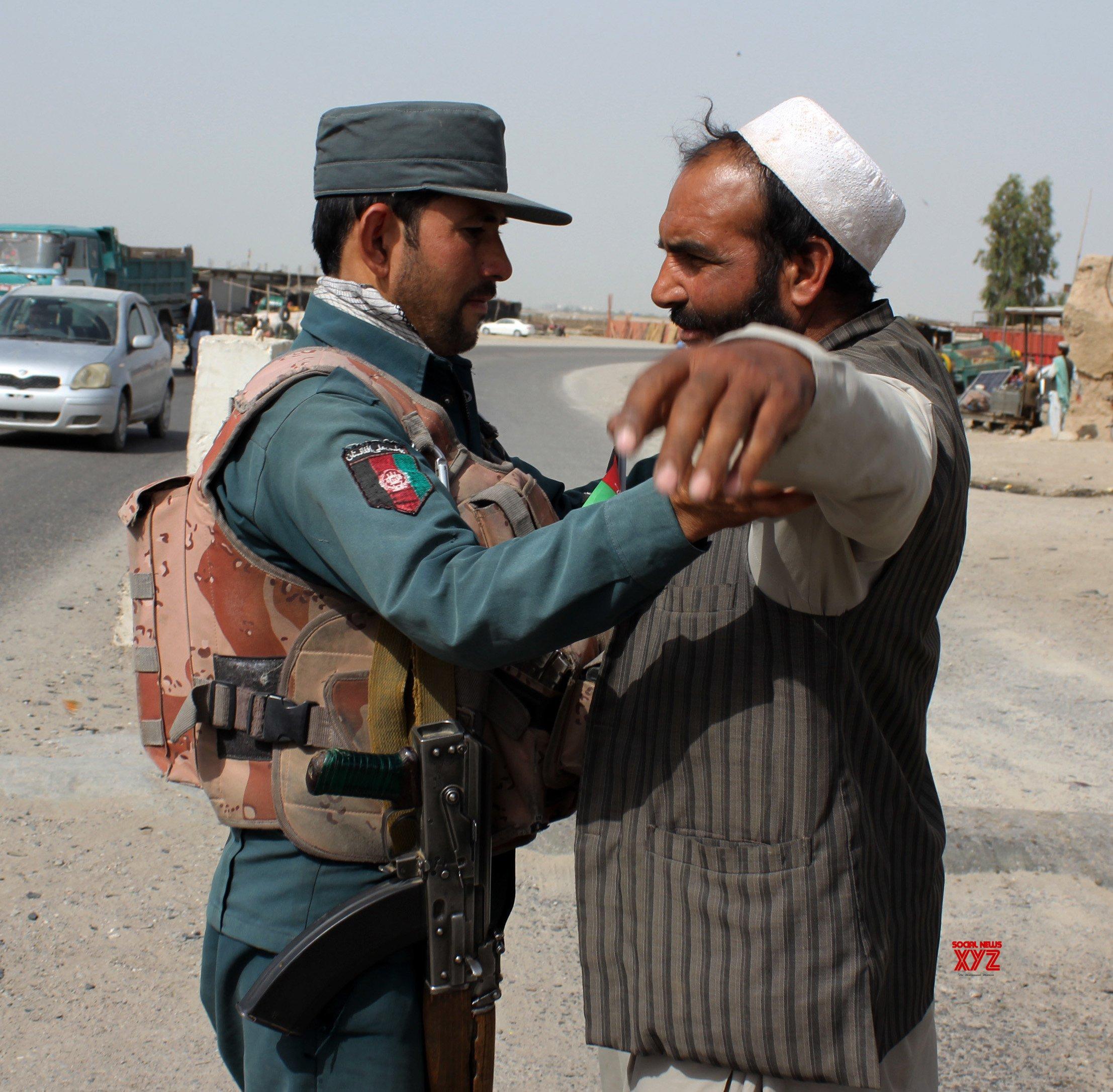 AFGHANISTAN - KANDAHAR - SECURITY CHECKPOINT #Gallery