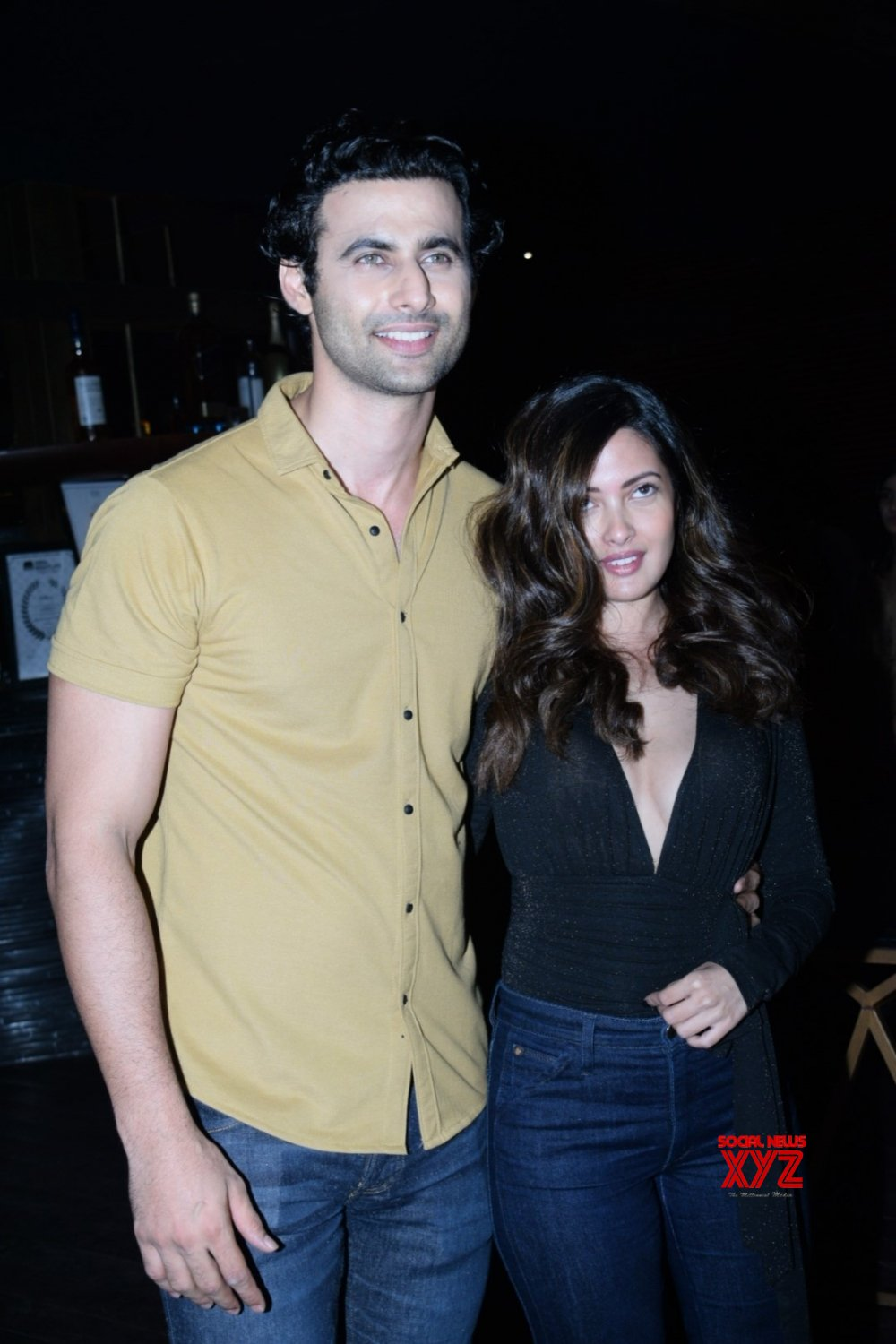 Mumbai: Freddy Daruwala during his birthday celebrations #Gallery