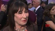 Anjelica Huston: 'I don't want to be an example to anyone'  (Video)