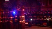 Firefighter killed, 3 hurt in Wisconsin shooting  (Video)