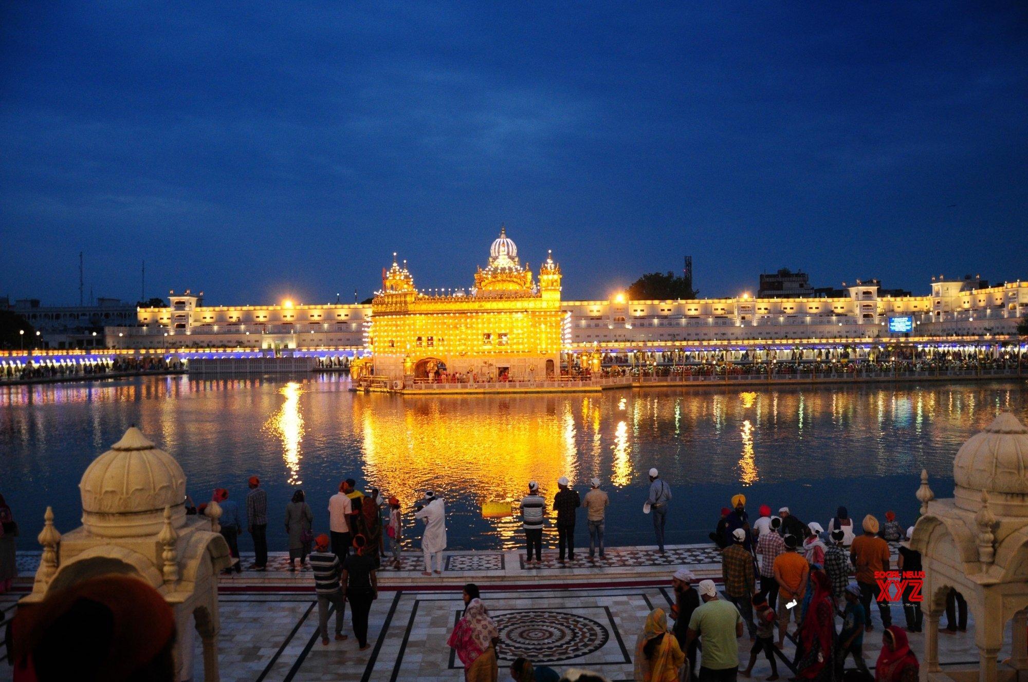 mritsar: Ten Gurus of Sikhism Guru Amar Das Ji's birth anniversary #Gallery