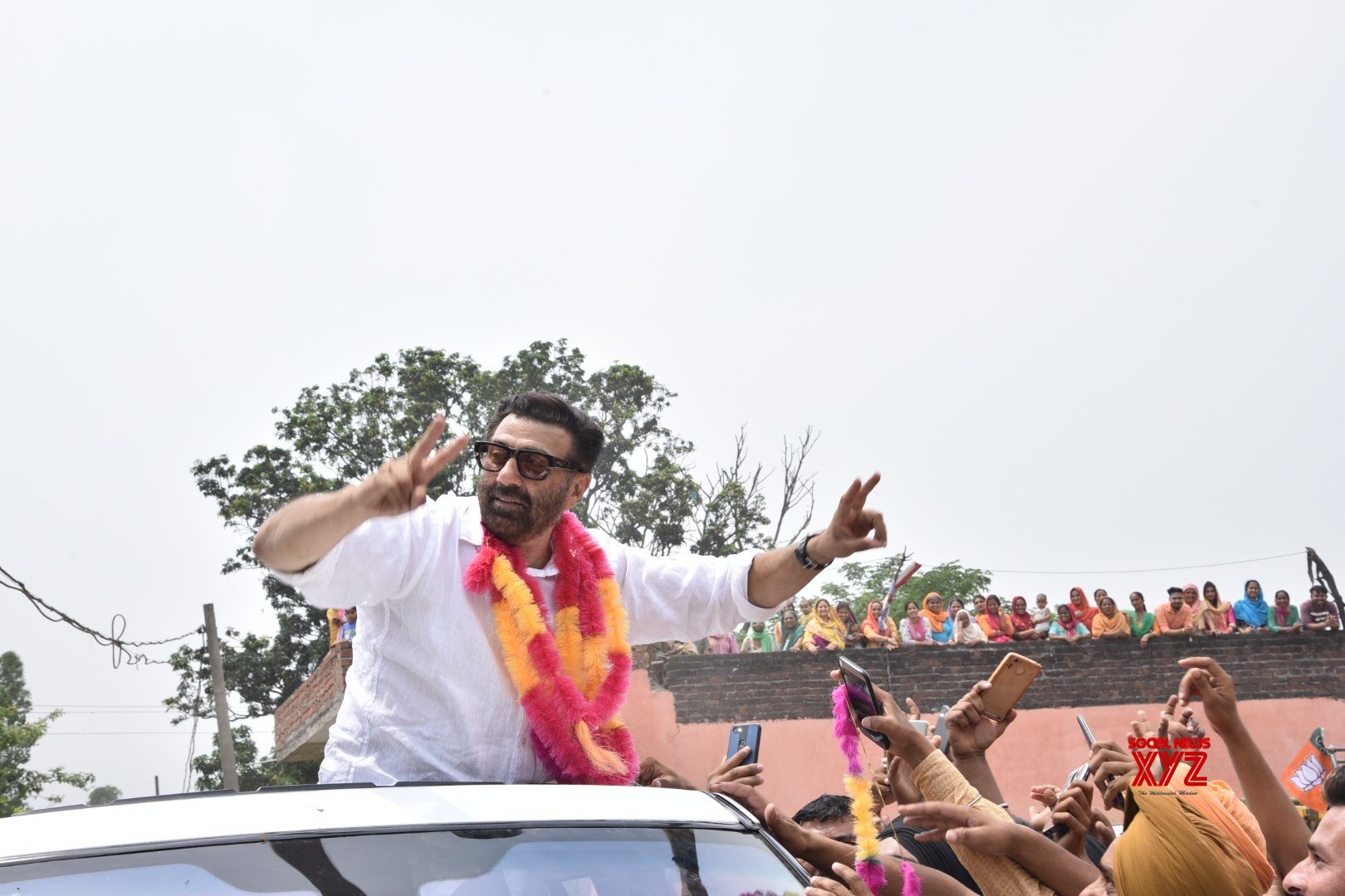 HC dismisses Sunny Deol's plea for adequate forces