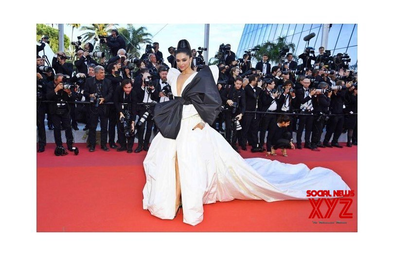 Cannes: Deepika Padukone at 2019 Cannes Film Festival in France #Gallery