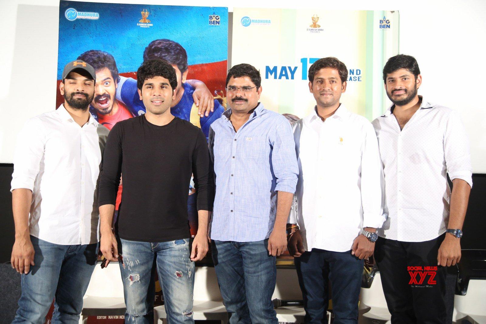 ABCD Movie Success Meet Gallery