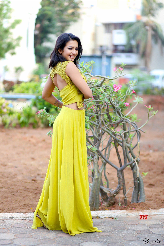 Actress Catherine Tresa Latest Fashion Stills