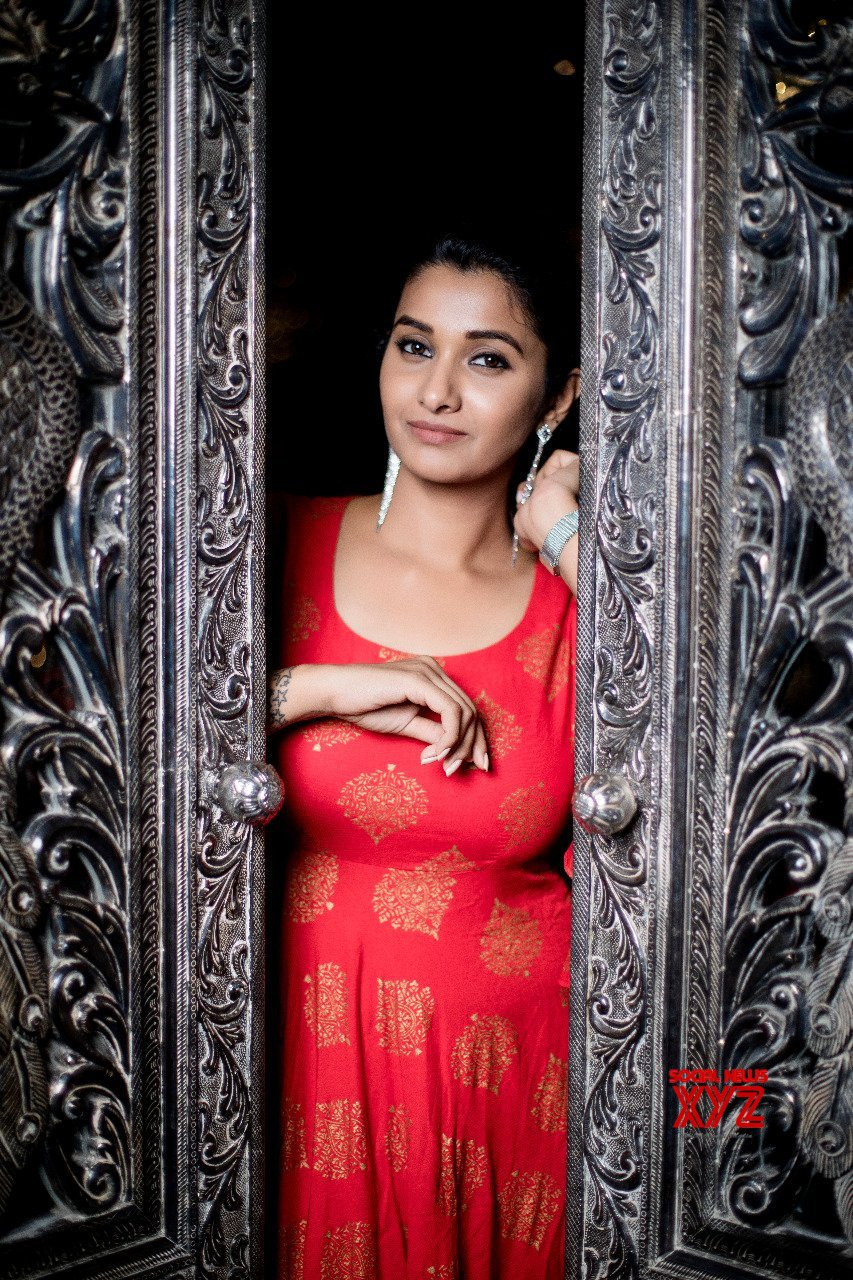 Actress Priya Bhavani Shankar Stills From Photo Shoot By KiranSa