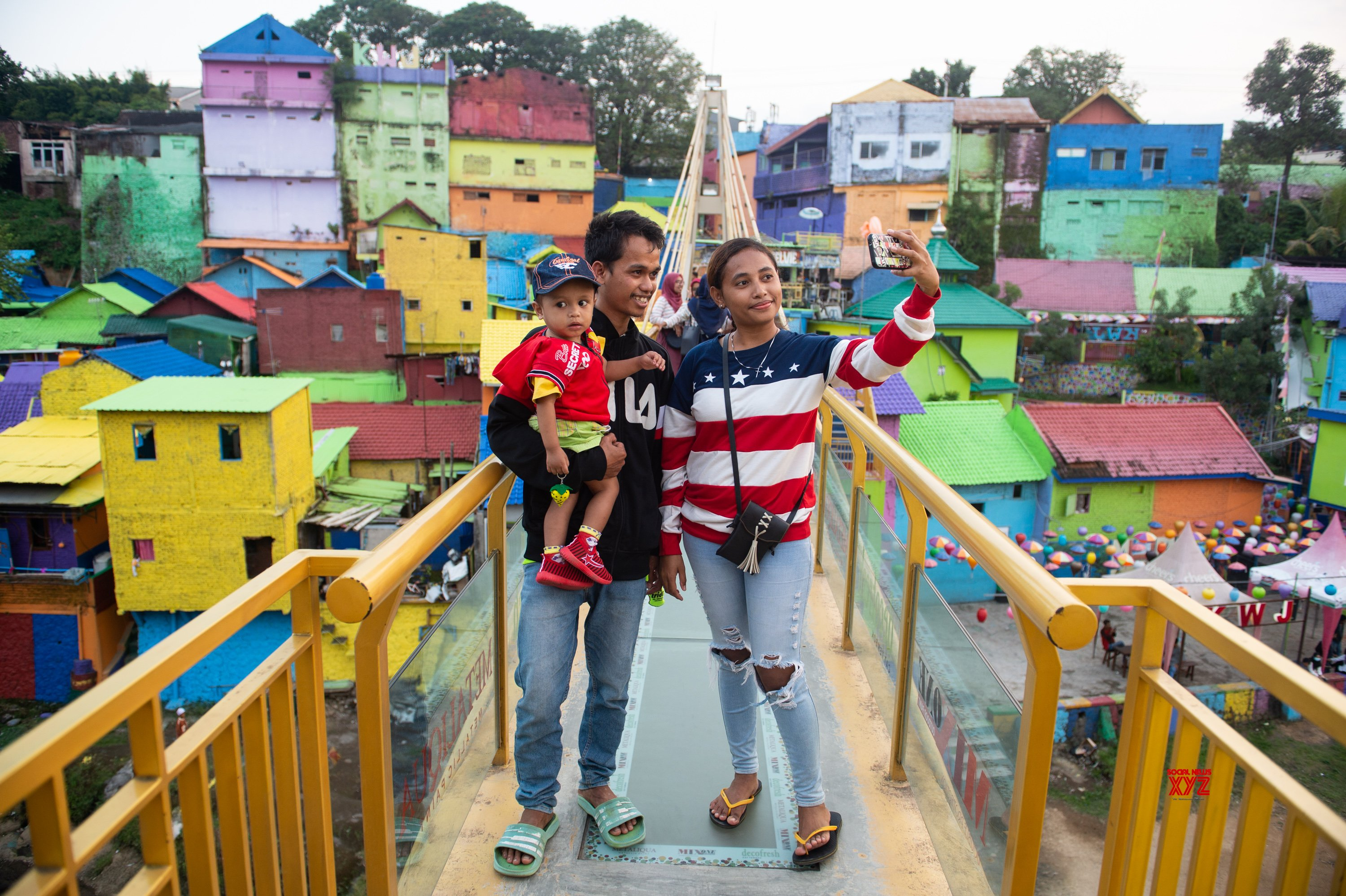 INDONESIA - MALANG - COLOURFUL VILLAGE #Gallery