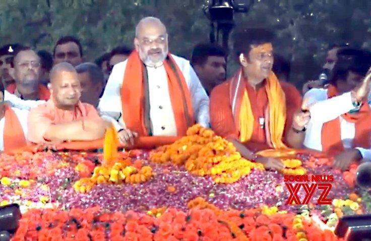 Pragya's Godse remark against BJP's ideology: Amit Shah