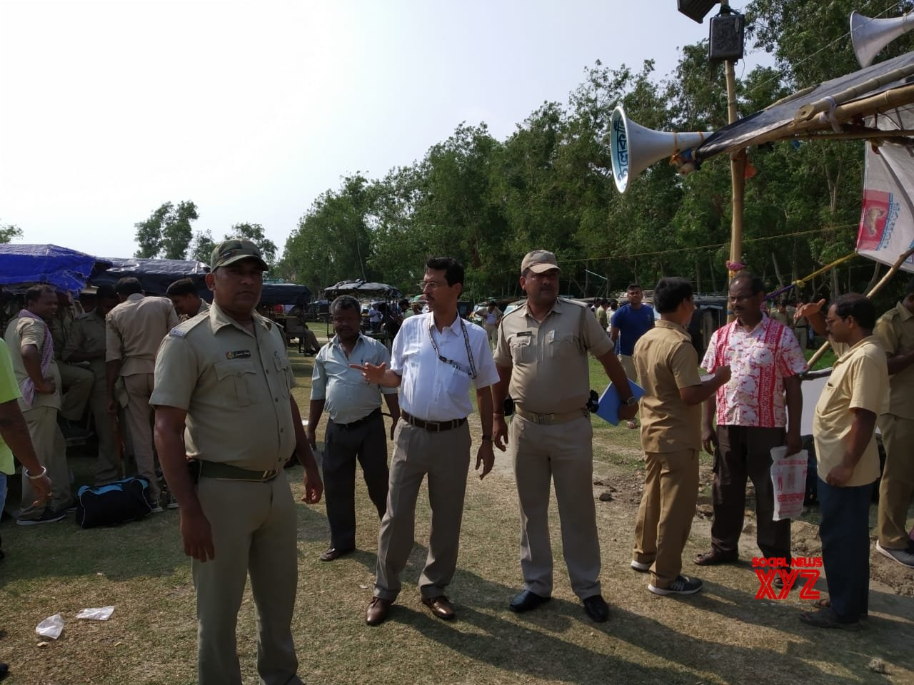 Sundarbans (West Bengal): EC takes special measures as Sunderbans goes to polls #Gallery
