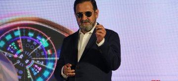 Mumbai: Actor Mahesh Manjrekar at a press conference ahead of the premiere of 'Big Boss Marathi Season 2' in Mumbai, on May 17, 2019. (Photo: IANS)