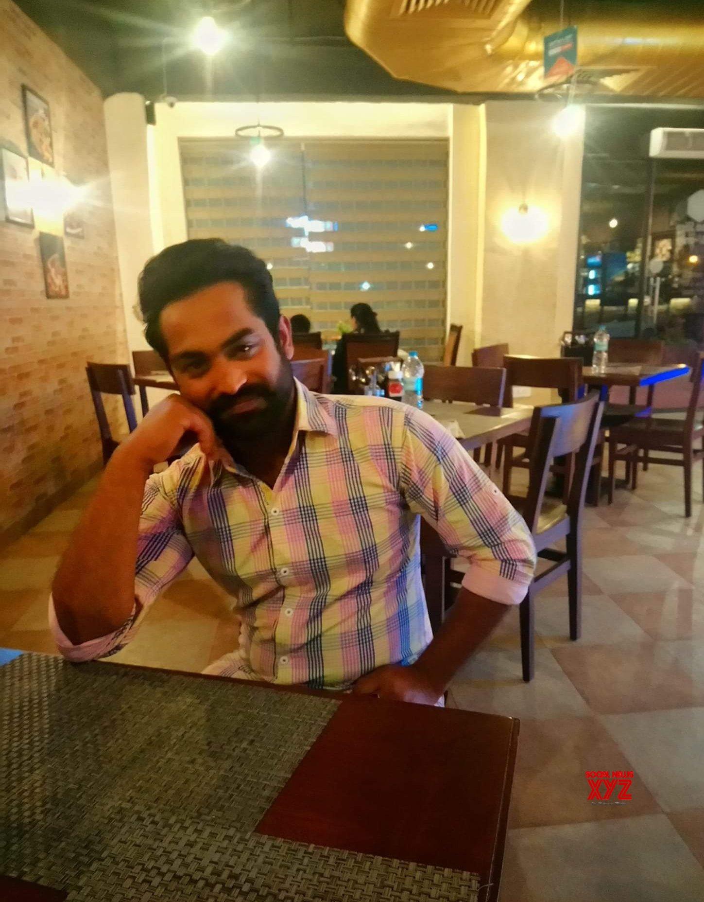 NTR Jr's Doppelganger Shaminder Singh Stills