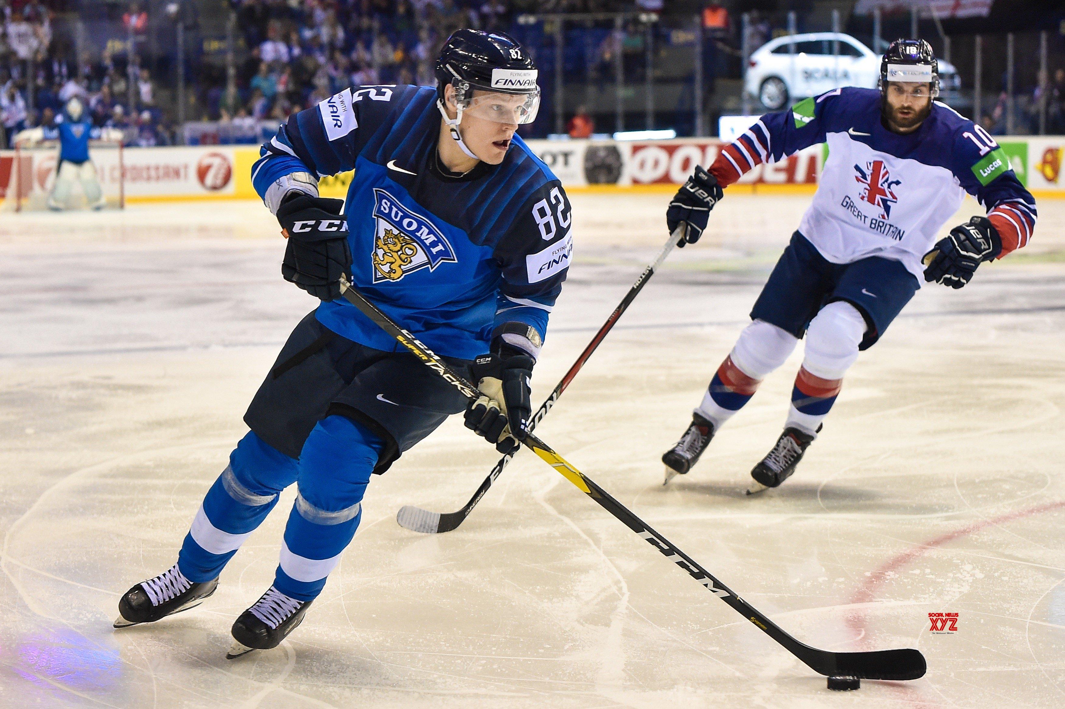 SLOVAKIA - KOSICE - ICE HOCKEY - IIHF - WORLD CHAMPIONSHIP - GROUP A - FIN VS GBR #Gallery